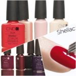 CND Shellac Nailpolish