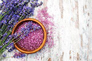 spa lavendar