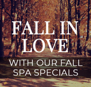 Fall in love with our specials